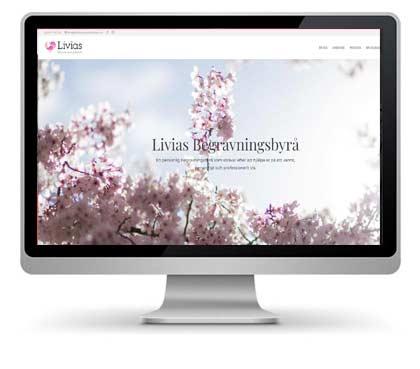Livias Begravningsbyrå